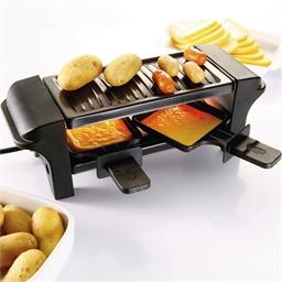 Raclette & gril voor twee