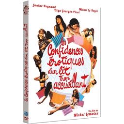 Dvd Confidences Erotiques dun lit Trop