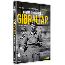 Dvd Contre Espionnage a Gibraltar