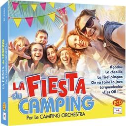 2 cd La Fiesta du Camping