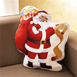 Kussen Kerstman