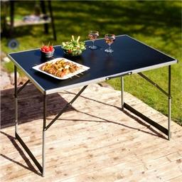 Table pliante réglable
