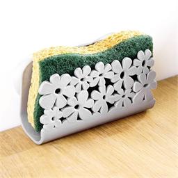 Porte-éponge fleur