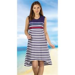 Striped dress Striped dress - size 18