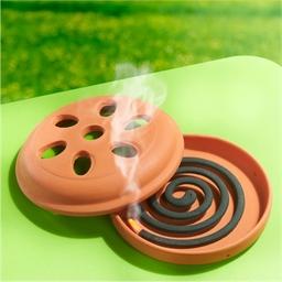 Anti insect coil diffuser