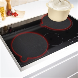 4 Nostik induction hob protectors