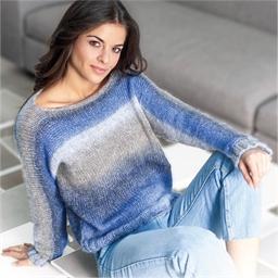 Werkbeschrijving Connect trui nr. 1