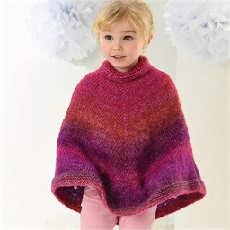Werkbeschrijving Connect poncho nr. 1