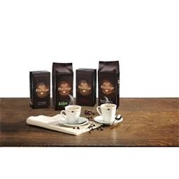 Lot de 4 paquets de café moulu