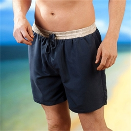 2 pair pack of swim shorts