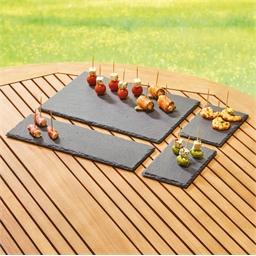 4 slate boards