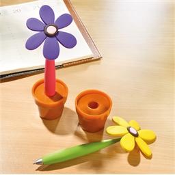 2 flower pens