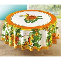 Tropisch tafelkleed Rond