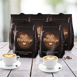 2.5kg café grains classique