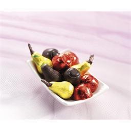 Ballotin chocolats cerises/poires 270g