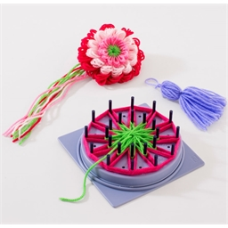 Flower-Making Device