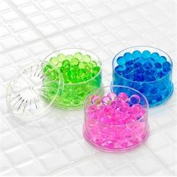 Set van 3 dozen geurparels