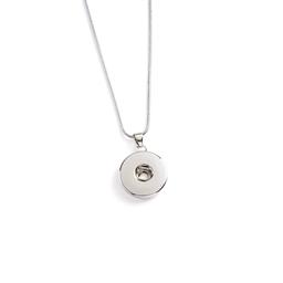 Necklace + 3 blue studs