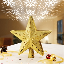 LED projector star