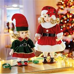 Little or big Christmas sister