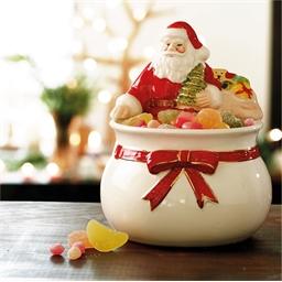 Father Christmas sweet bowl