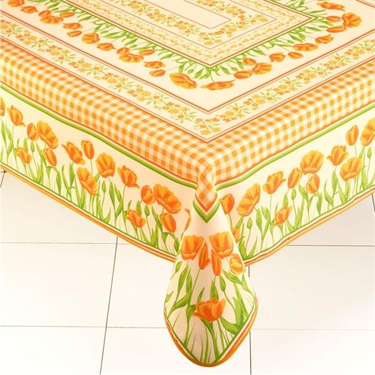Tischdecke Frühling rechteckig, ca. 150 x 240 cm Rechteckig ca. 150 x 240 cm