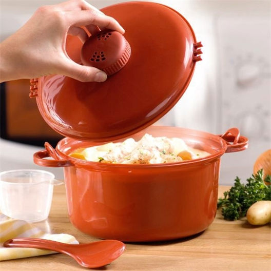 Cocotte micro-ondes