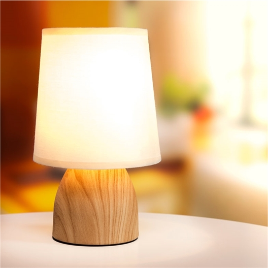 Touch lamp White