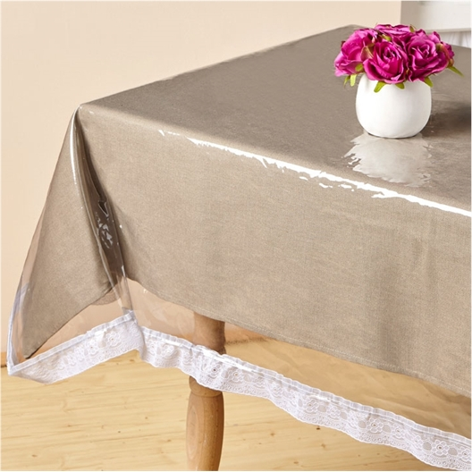 Tablecloth protector 130 x 225 cm / Ø 160 cm