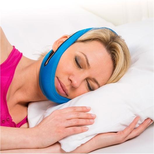 Anti-snoring strip