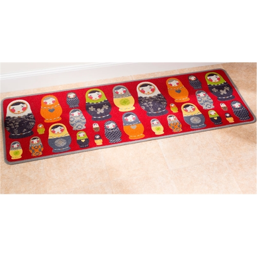 Russian doll mat