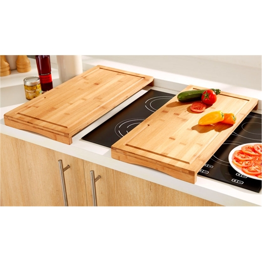 2 bamboo protection boards