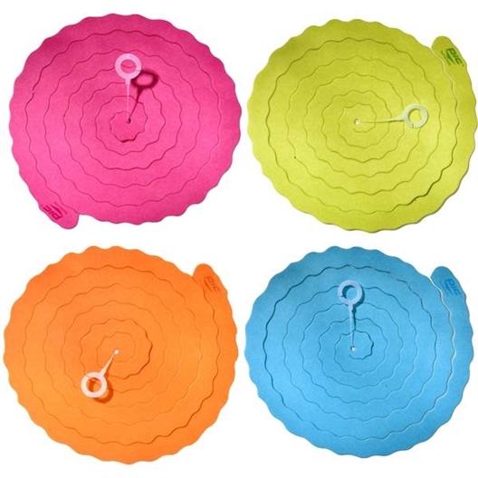 Set van 4 citronellaspiralen