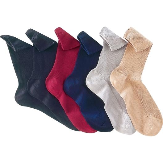 Set van 6 paar herensokken of Set van 6 paar sokken
