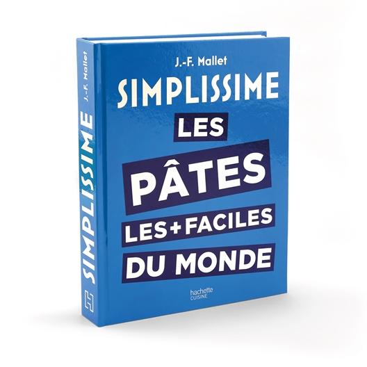 Livre Simplissime pâtes les + faciles du monde
