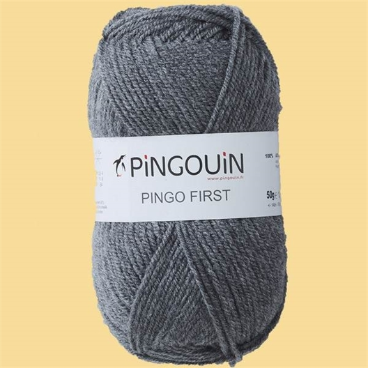 Lot de 10 pelotes Pingo first : divers coloris
