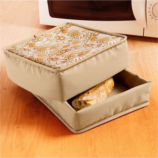 Microwavable Bread Basket