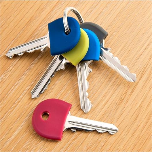 Siliconen sleutelkapjes