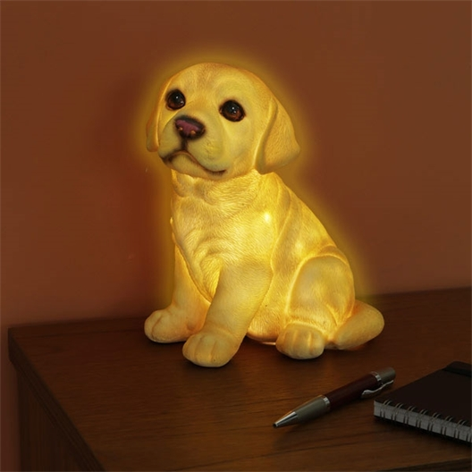 Lampe Labrador