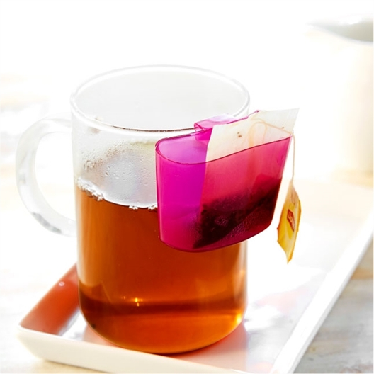 Pack of 4 tea bag caddies