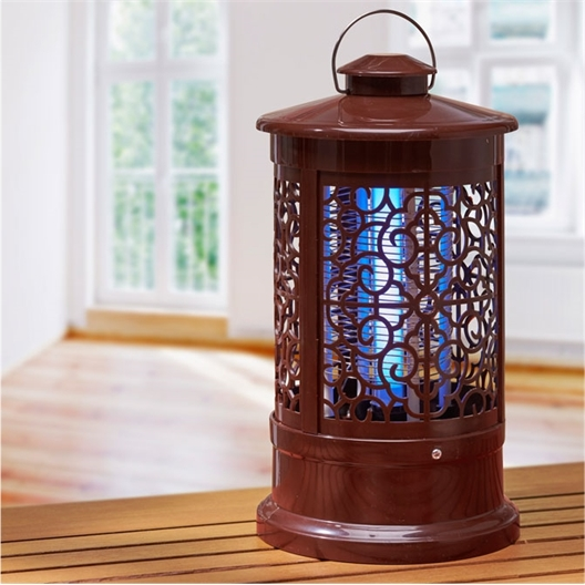 Arabesque mosquito lamp