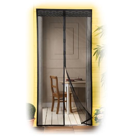 Moustiquaire magnétique pour porte ou lot de 2