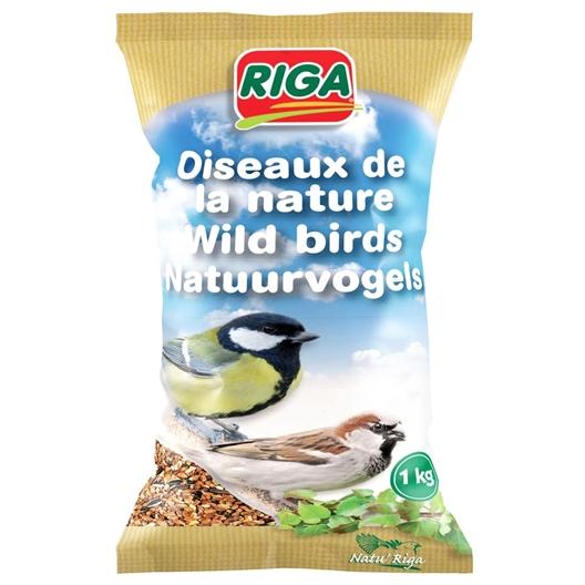 Voer voor vogels in vrijheid 1 kg
