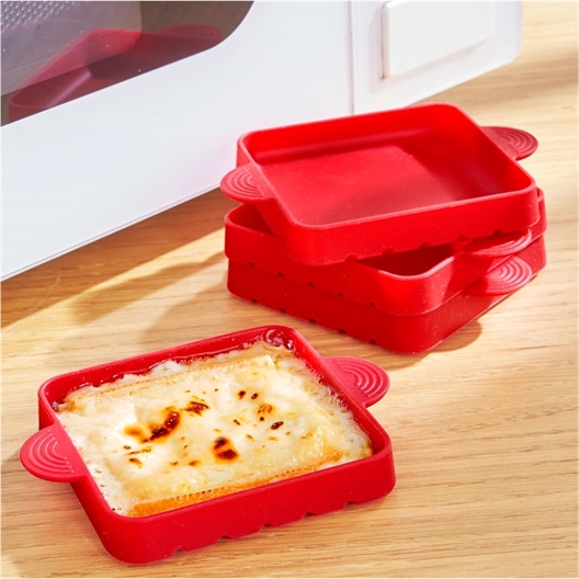 Quick microwave raclette