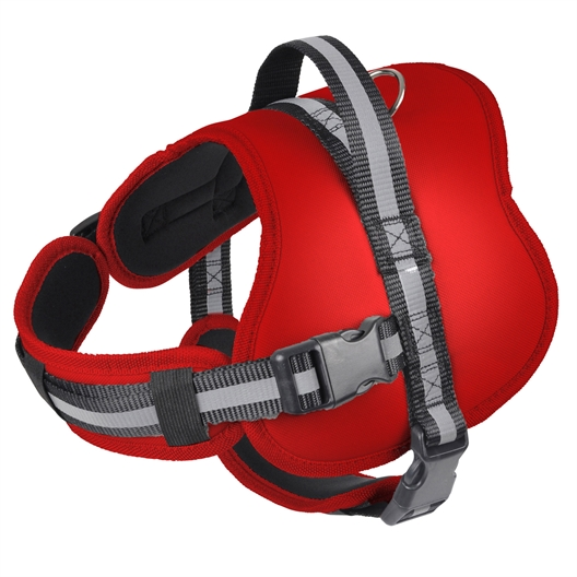 Red harness