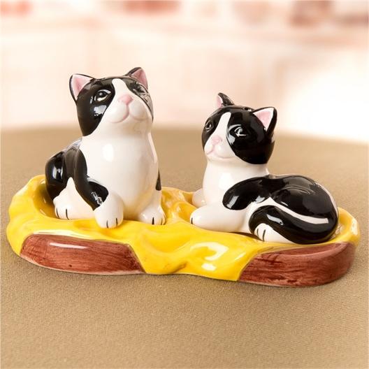 Salz/Pfeffer Kätzchen