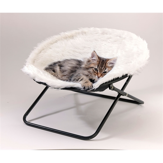 Removable cat bed Brown