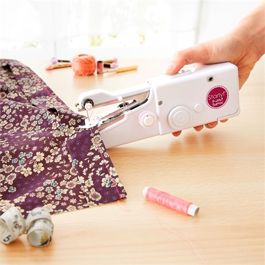 Cordless sewing machine