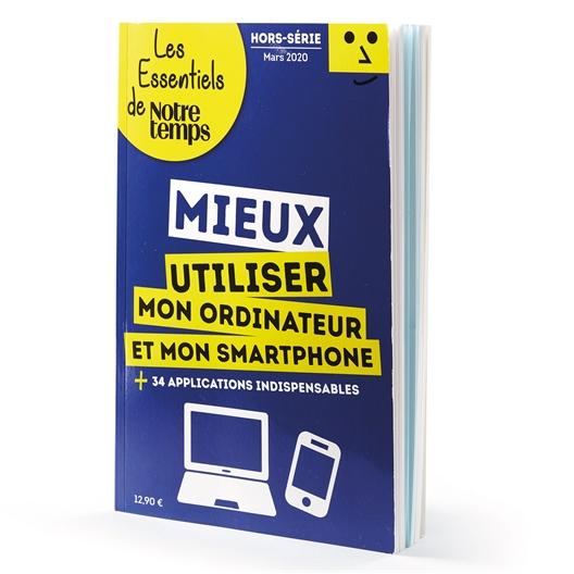 Livre Essentiel Mon ordi/Mon smartphone