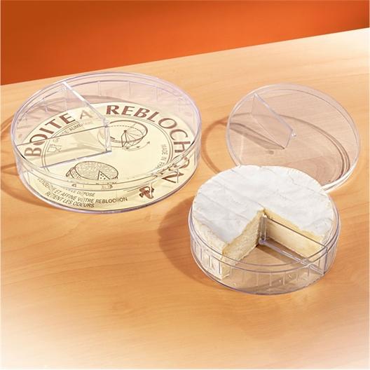 Camembert- und reblochon-boxen